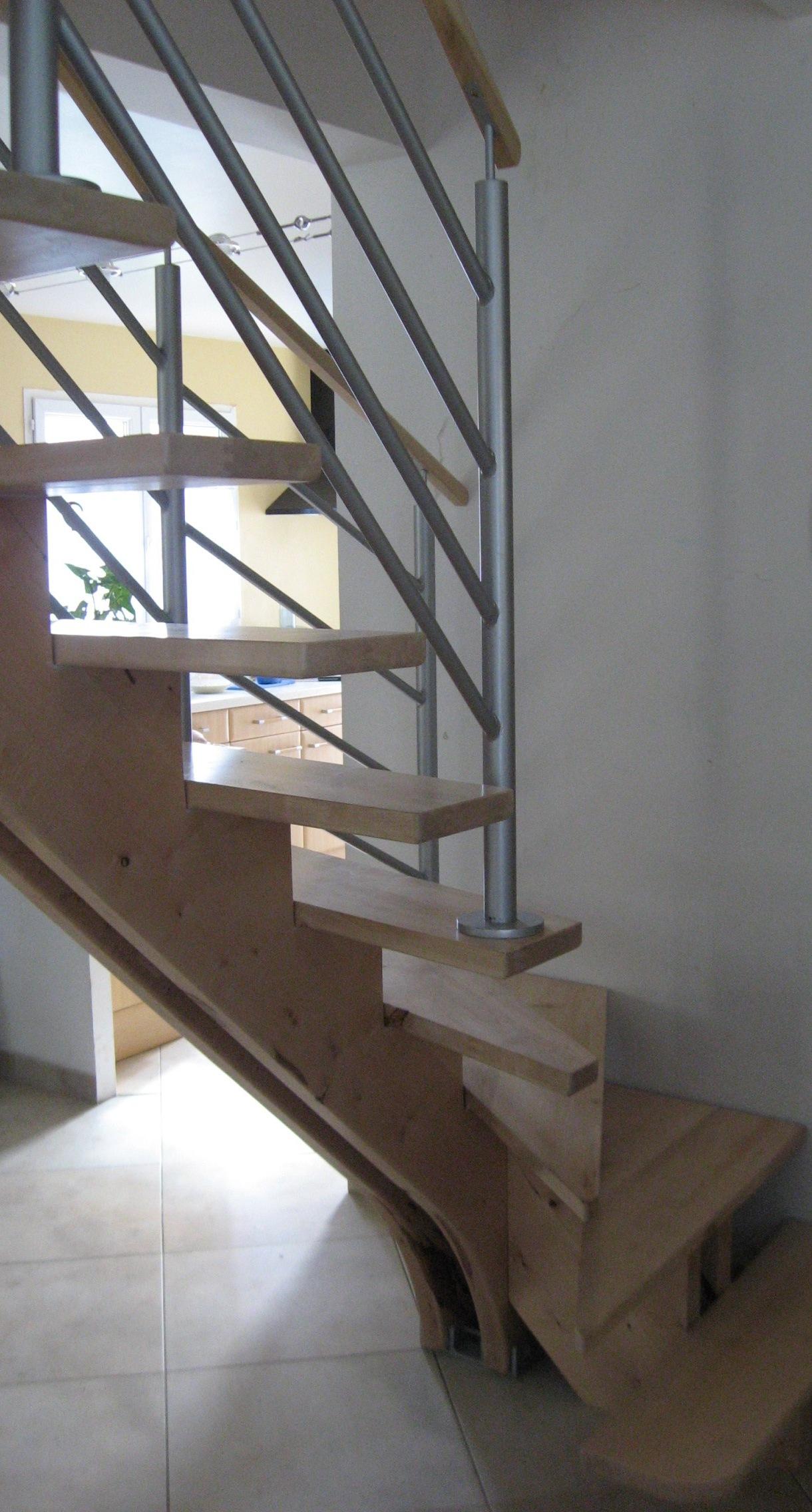 fabrication escalier bois sur mesure 224 toulouse st 233 phane germain eb 233 niste