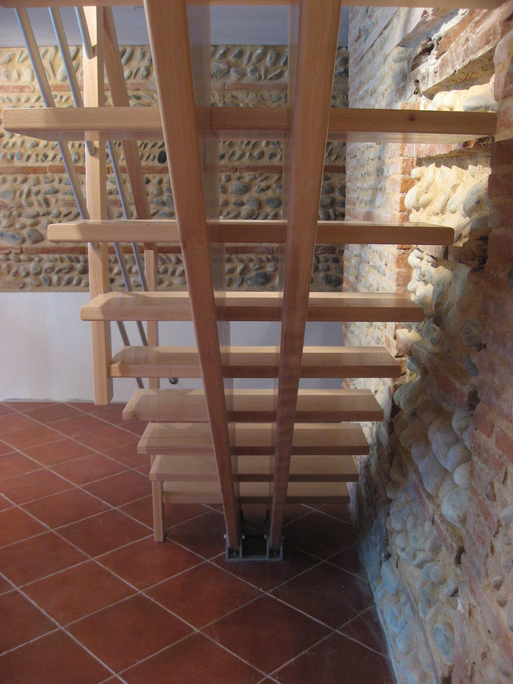 Fabrication escalier bois sur mesure à Toulouse - Stéphane Germain ...