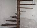 Escalier en orme hélicoidal