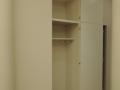 porte de placard à ouverture totale sans poignées