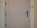 porte peinte