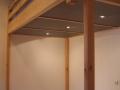Mezzanine en érable